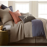 Amity Home Cooper Coverlet - Natural