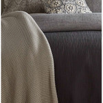 Amity Home Cooper Coverlet - Grey