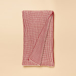 Amity Home Cooper Throw - Garnet