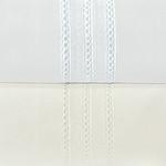 DownTown Company Monoco 3 Sheet Set - Ivory