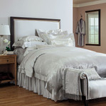 DownTown Company Chateau Silk Jacquard Duvet Cover