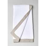 Amity Home Urban White Baby Quilt