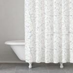 Kassatex Foglia Shower Curtain - Clearwater Blue
