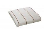 Ann Gish Cattail Duvet Cover - White/Desert