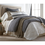 Amity Home Trawick Linen Coverlet - Natural