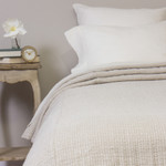 Amity Home Graham Coverlet - Natural