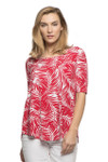 BambooDreams® Jolie Top - Cherry/Palm