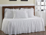 Amity Home Kiya Day Bed Set - White