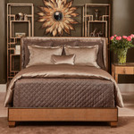Ann Gish Imprint Duvet Cover Set - Bronze
