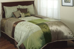 Back To Nature 4 PC Comforter Set