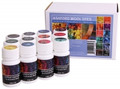 Ashford Wool Dye - 12 Colour Pack