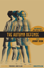 The Autumn Defense w/ guest Johnny Irion