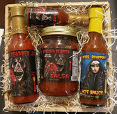 Get all the Reapper™ Products in this one special Gift Basket.  HOT STUFF!