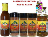 This Special Contains: Sweet 16 BBQ, BBQ Rub Salt Free, Mexican Style Rub & Seasoning, Chipotle Seasoning, Jalapeno Relish.