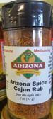 Arizona Spice Cajun Rub