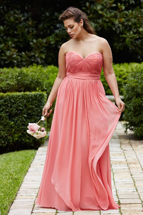 WTOO Bridesmaids Dress 800