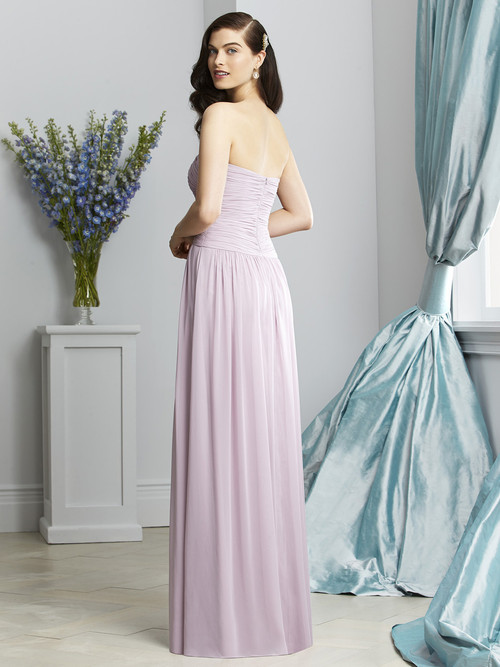 Dessy Bridesmaid Dress 2931