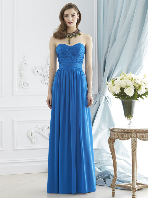 Dessy Bridesmaid Dress 2942