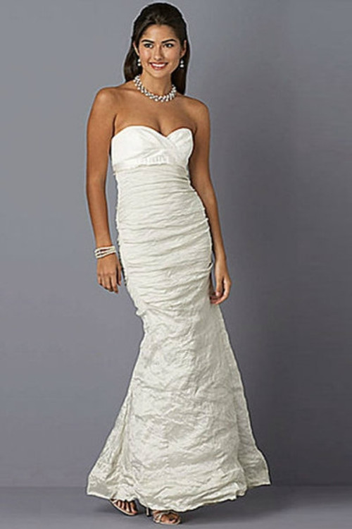 Nicole Miller Wedding Dress Jacquard