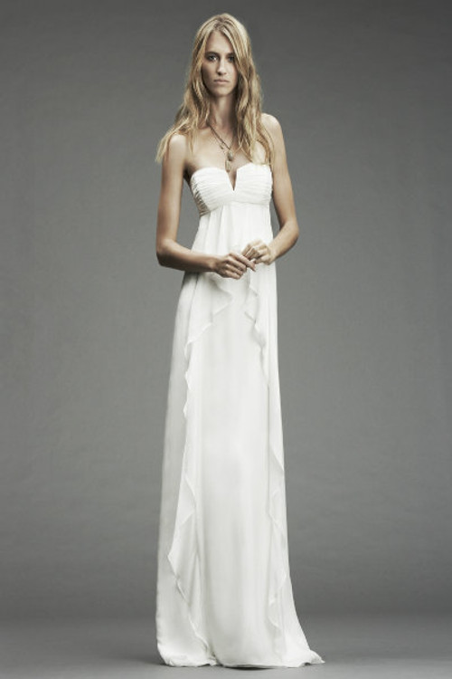Nicole Miller Wedding Dress FA0026