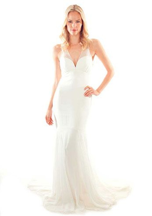 Nicole Miller Wedding Dress Amanda