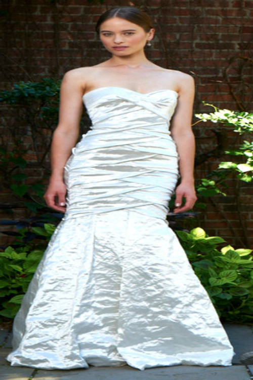 Nicole Miller Wedding Dress ID0002