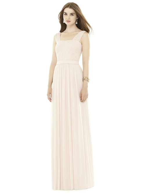 Alfred Sung Bridesmaid Dress D718