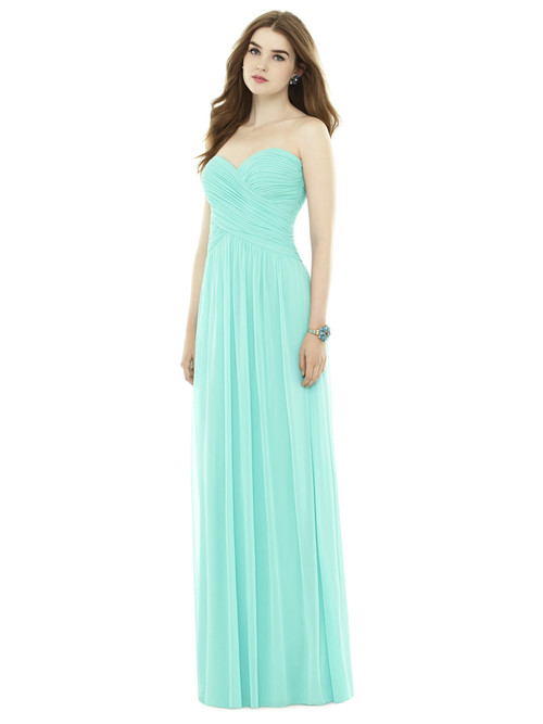 Alfred Sung Bridesmaid Dress D721