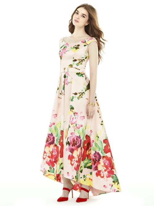 Alfred Sung Bridesmaid Dress D722fp