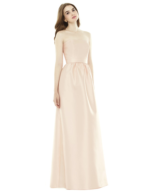 Alfred Sung Bridesmaid Dress D724