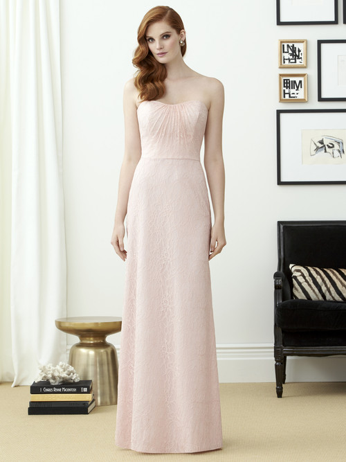 Dessy Bridesmaid Dress 2952