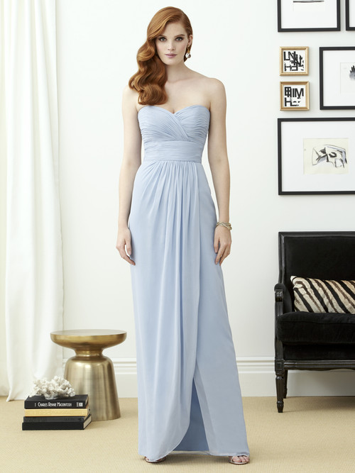 Dessy Bridesmaid Dress 2959