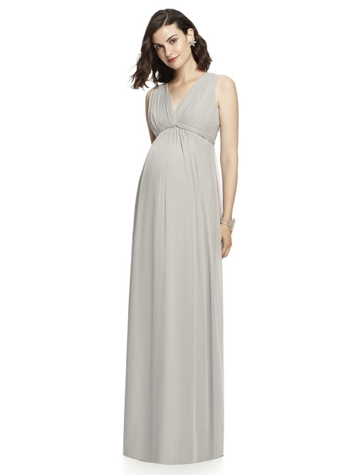 Dessy Maternity Bridesmaid Dress M425