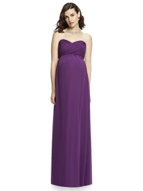 Dessy Maternity Bridesmaid Dress M426