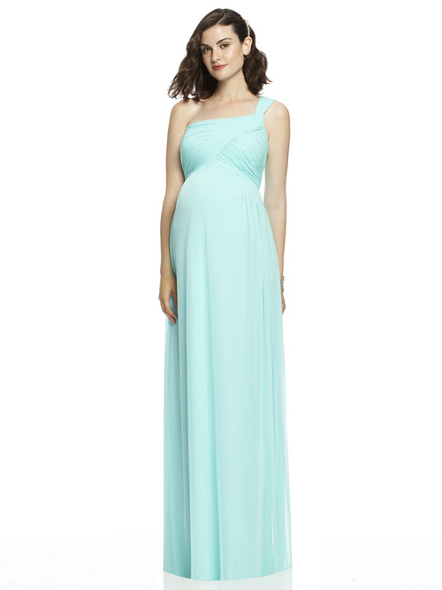 Dessy Maternity Bridesmaid Dress M427