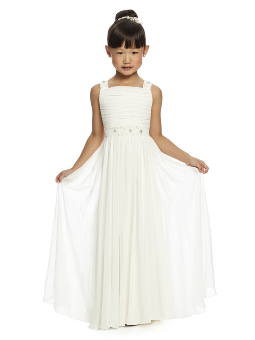 Dessy Flower Girl Dress FL4047