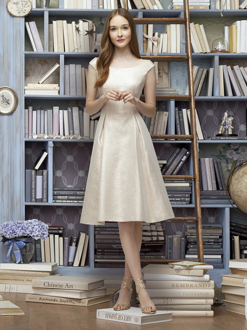 Lela Rose Bridesmaid Dress LR228