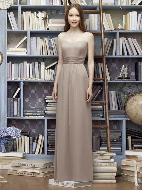 Lela Rose Bridesmaid Dress LR226