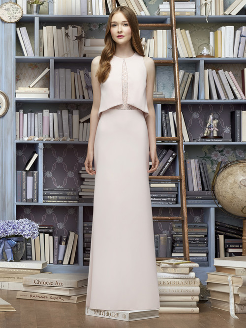 Lela Rose Bridesmaid Dress LR225