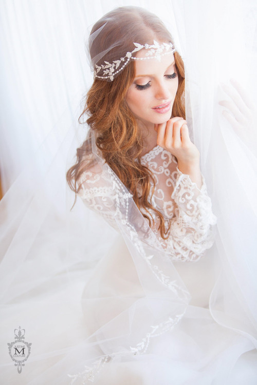 Justine M Couture Willow Veil