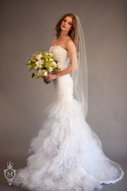 Justine M Couture Windsor Veil