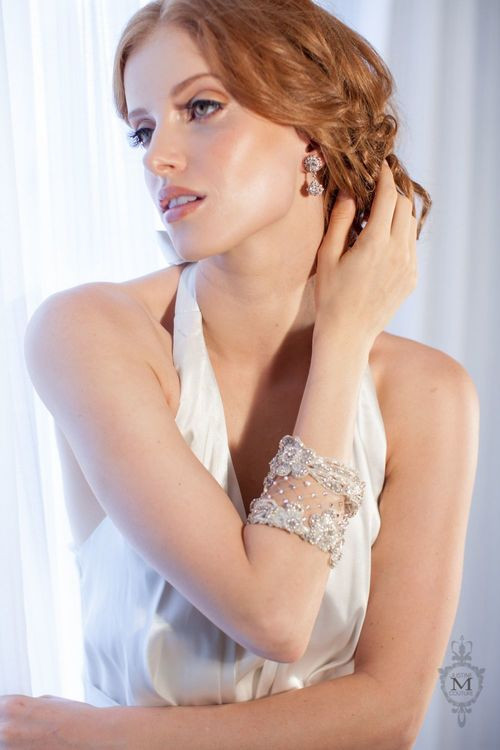 Justine M. Couture Jeanette Earrings