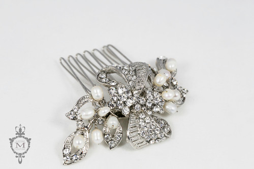 Justine M. Couture Wedding Belles Hair Ornament