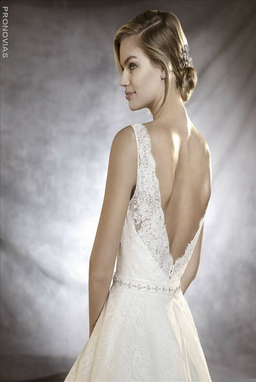 Pronovias Wedding Dress Olivia