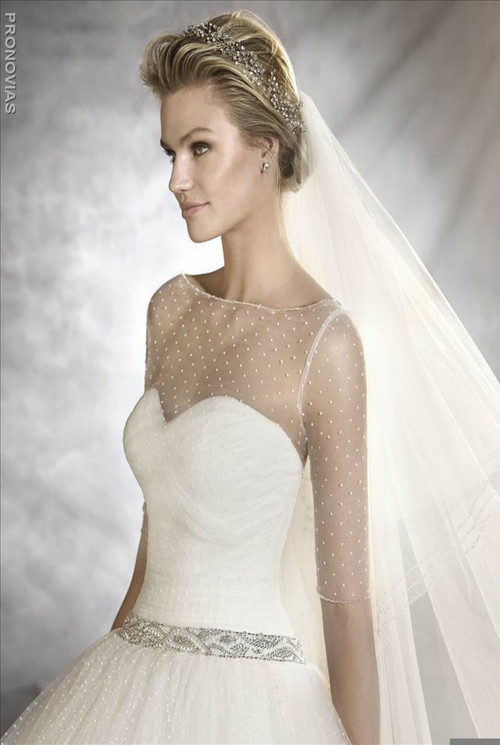 Pronovias Wedding Dress Ovalia