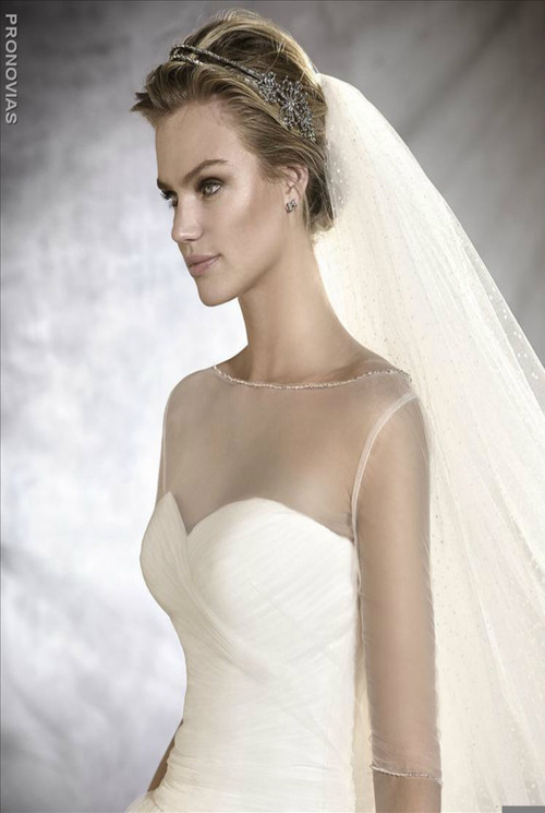 Pronovias Wedding Dress Ozana