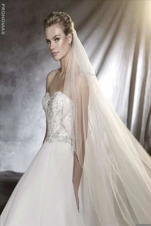 Pronovias Wedding Dress Oziel