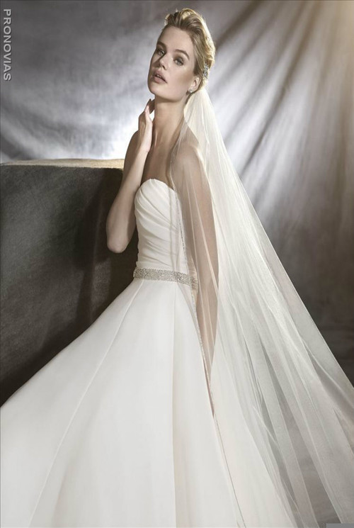 Pronovias Wedding Dress Oziri