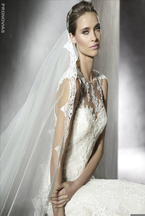 Pronovias Wedding Dress Pladie