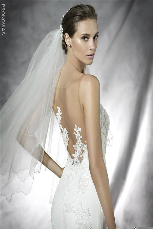 Pronovias Wedding Dress Plisa